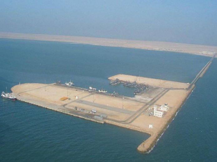 Le port Dakhla Atlantique