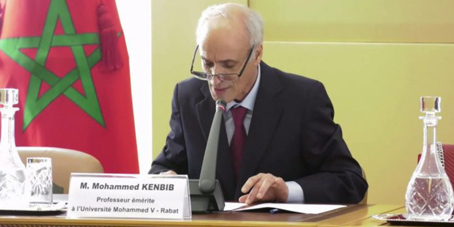 Mohammed Kenbib
