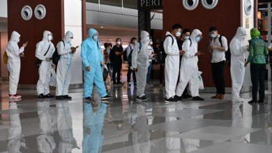 L'aéroport de Shenzhen