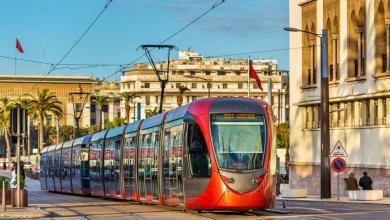 Tramway de Casablanca