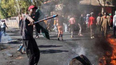 Afrique du Sud violences