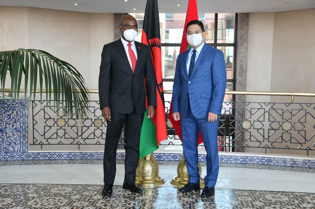 Malawi Maroc
