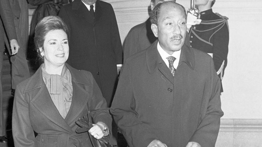 Décès de Jihane Sadate