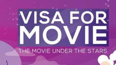 Festival Visa for Movie