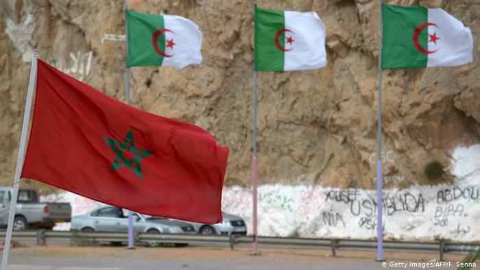 Maroc l'algérie