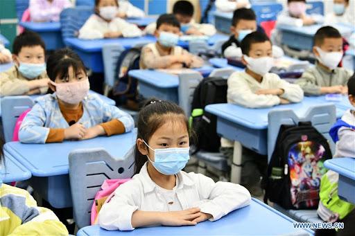école primaire Chine