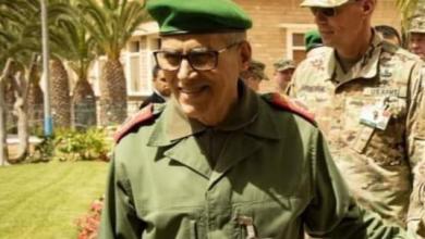Le général de corps d'Armée