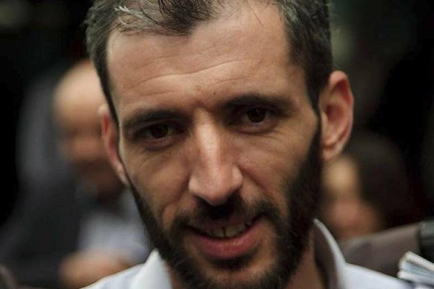 Le journaliste algérien Mohamed Mouloudj