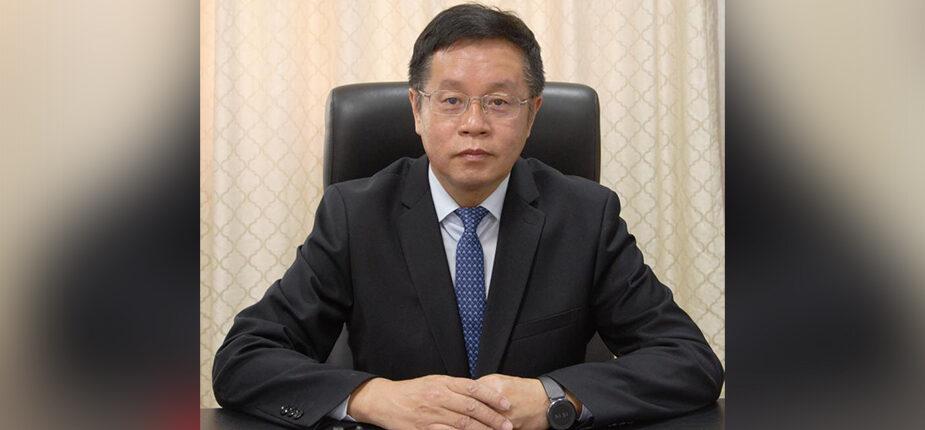 Li-Changlin ambassadeur de Chine au Maroc