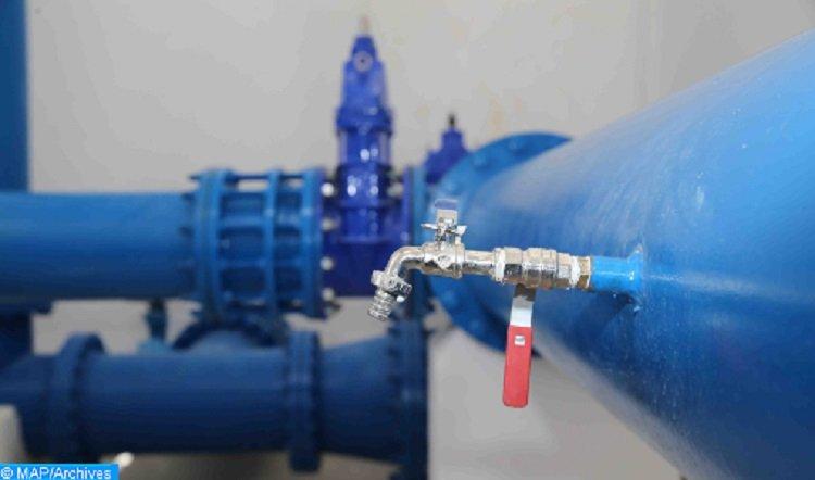 ONEE_renforce_alimentation_eau_potable