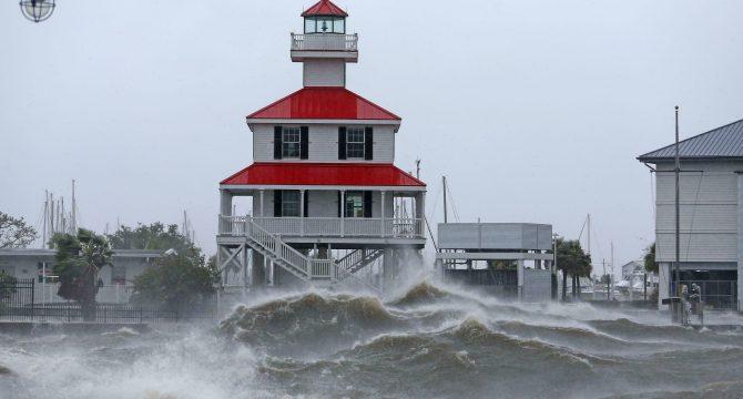 l'ouragan Ida