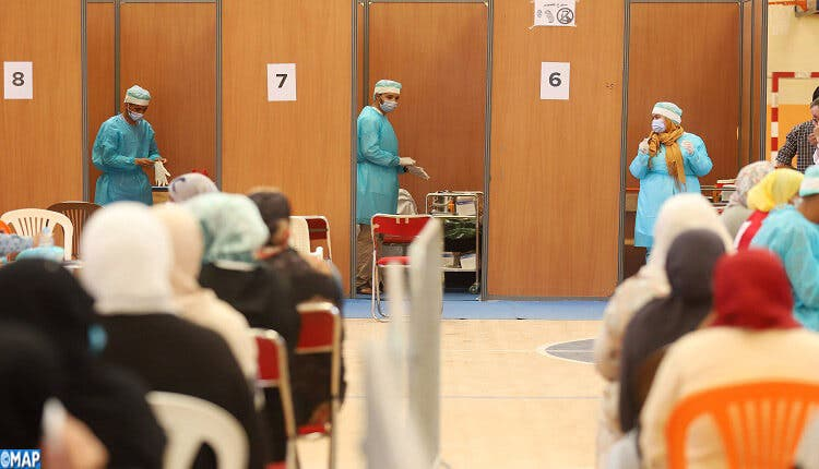 vaccination morocco