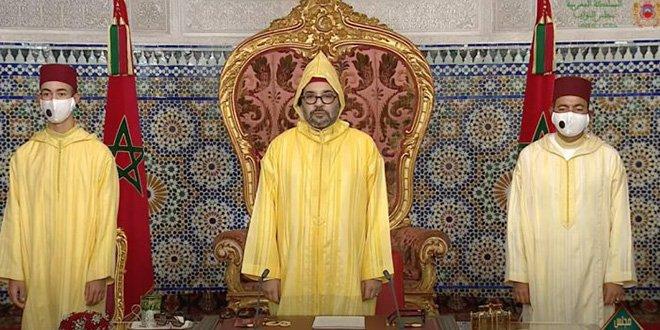 SM le Roi